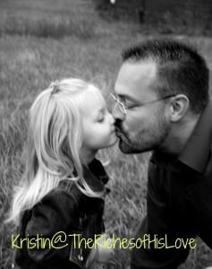 Dad & Karlena