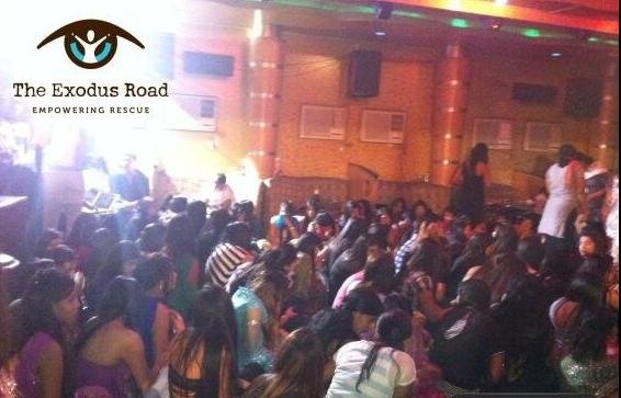 Exodus Road