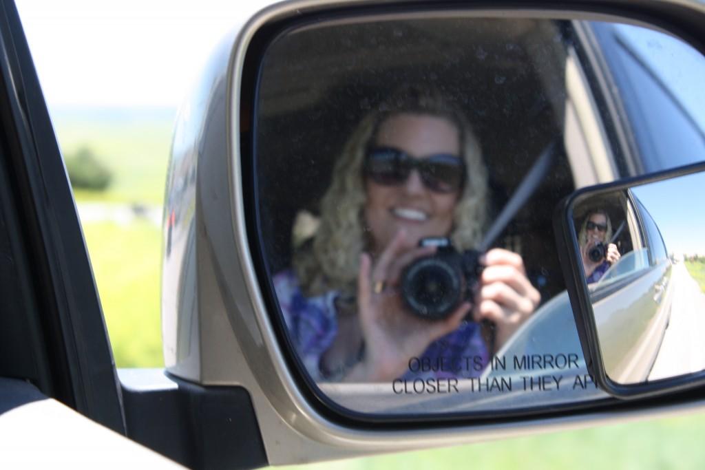 Road Selfie
