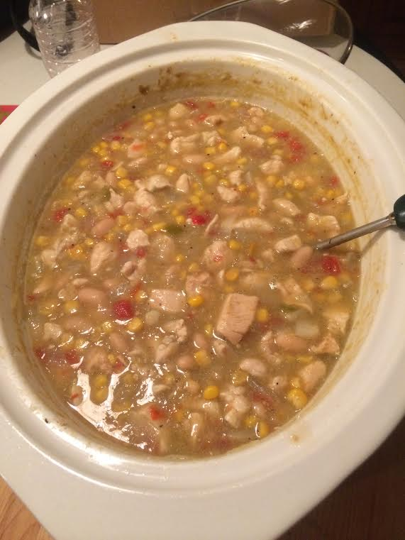 White Chicken Chili 2