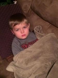 Elijah sick