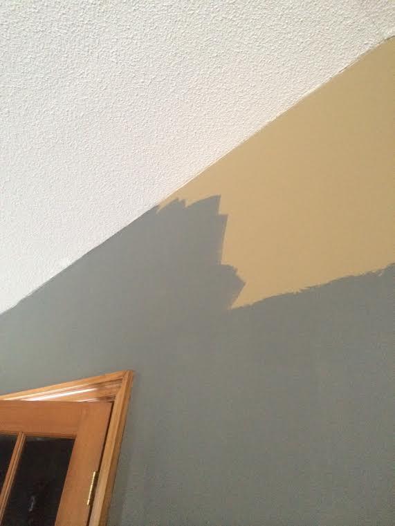 Painting Sunroom