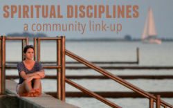 spiritualdisciplineslinkup