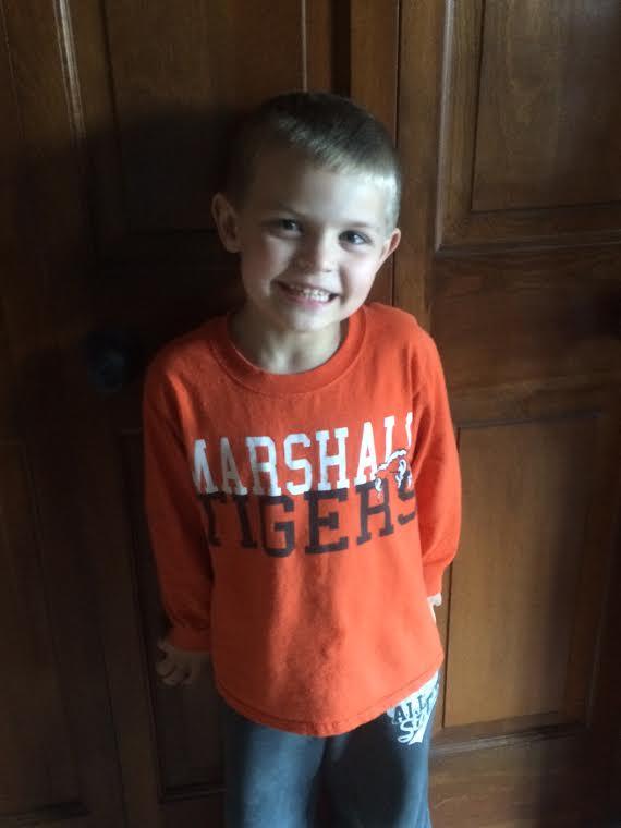 Elijah kindergarten