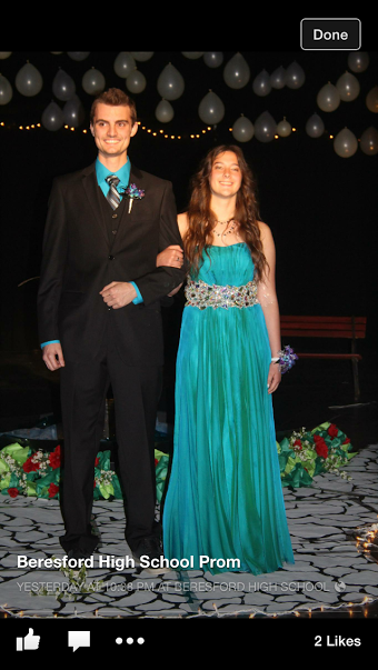 Isaac Prom