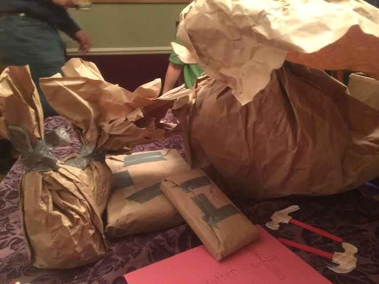 Mothers Day wrapping