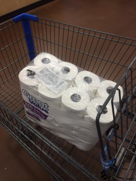 mom confessions toilet paper