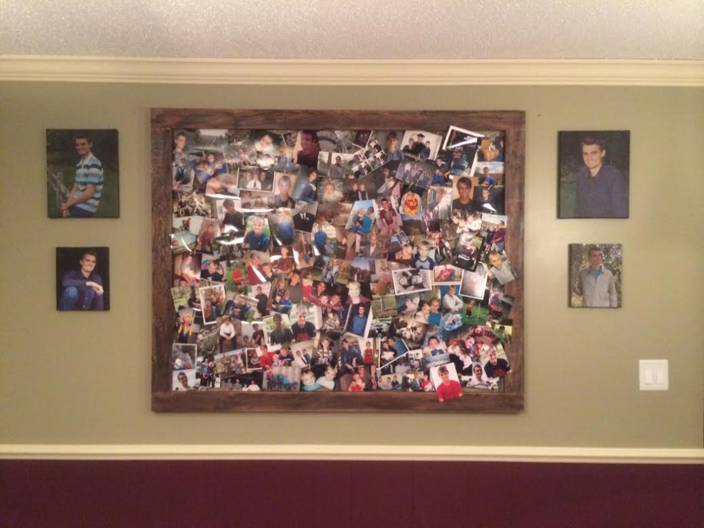 open house wall of Isaac