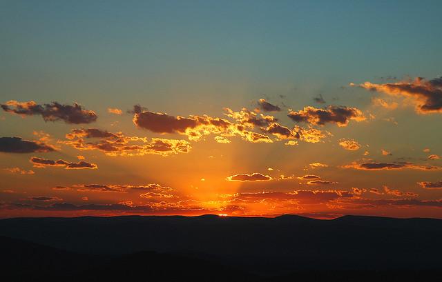Sunset Isaac