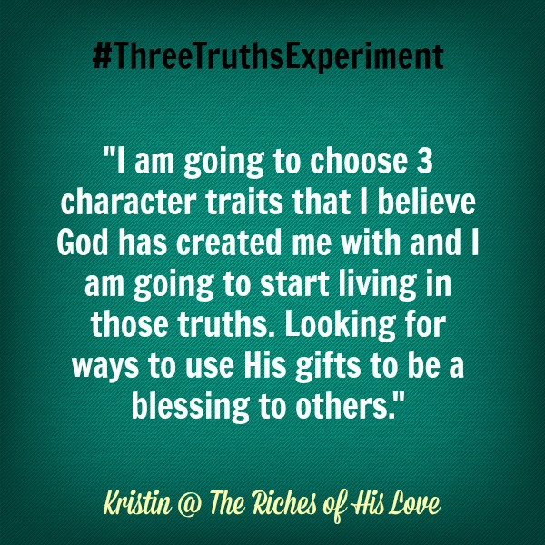 ThreeTruthsExperiment